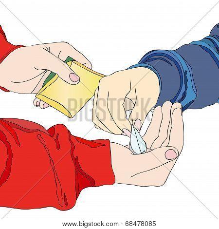 A Drug Dealer