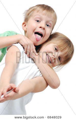Childhood Couple