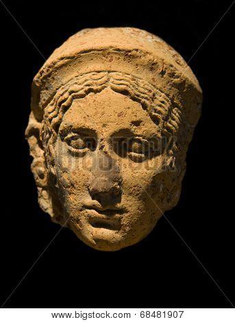 Roman Terracotta Figure