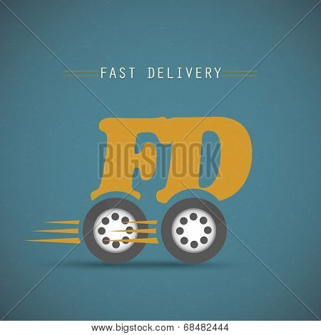 Fast delivery design