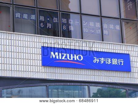Mizuho Bank Japan