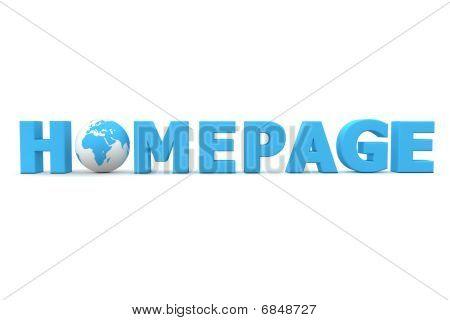 Homepage World Blue