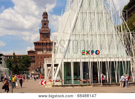 Expo 2015 In Milan