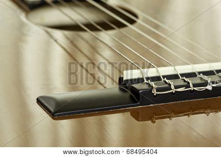 Acoustic Guitar Bridge