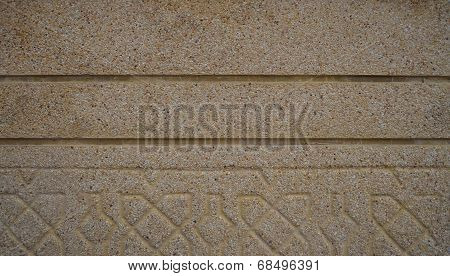 sand wall background