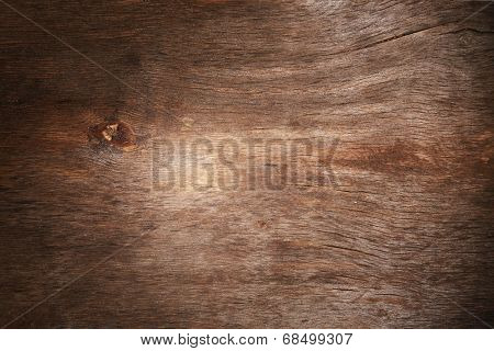 Rustic wooden background