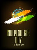 foto of indian independence day  - Poster - JPG