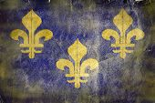 foto of three kings  - Old french flag - JPG