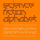 pic of fiction  - Science fiction alphabet - JPG