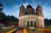 picture of radha  - Shyamroy Temple Bishnupur India  - JPG