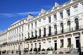 pic of edwardian  - Regency Georgian terraced town houses in - JPG