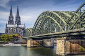 picture of koln  - Cologne - JPG