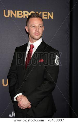 LOS ANGELES - DEC 15:  Ryan Ahern at the