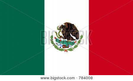 Flag of Mexico