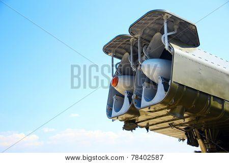 Russian rocket launchers