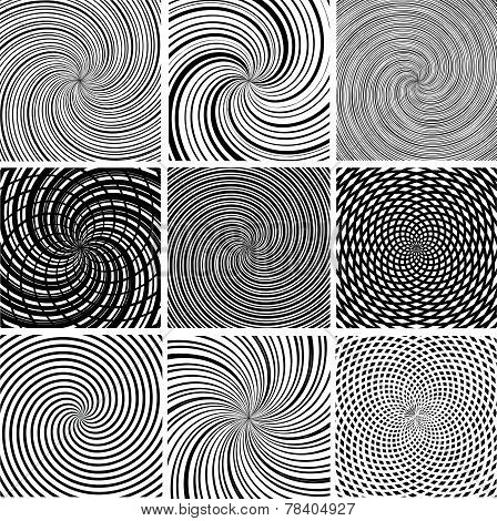 Vector Set Of Vector Background