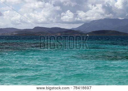 Puerto Rico Coast