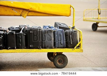 Airport Luggage Transportation