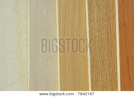 wood texture and color choice