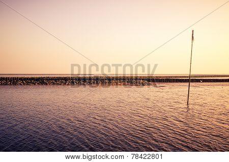 North Sea Rock Groyne