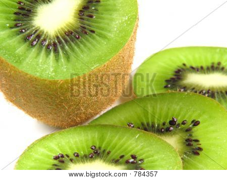 Crop of kiwis