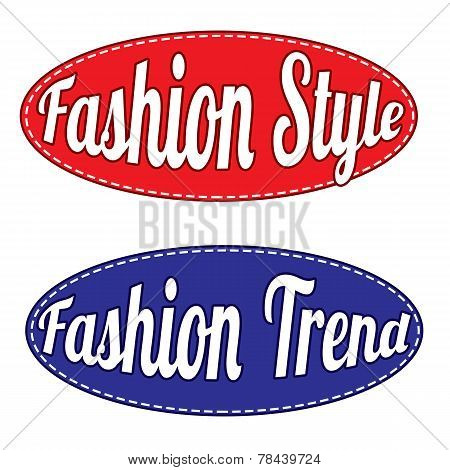 Fashion Style ,fashion Trend