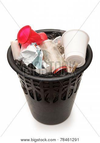 Full Wastebasket