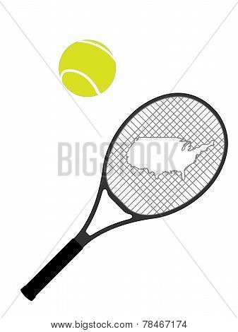 Tennis Racket United States