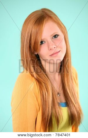 Ginger Headshot