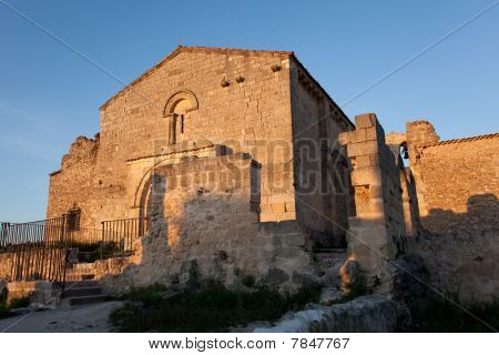 Ermitage Of San Frutos