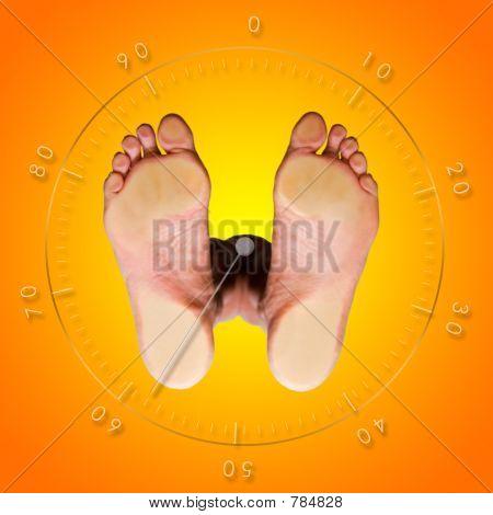 Gewichtskontrolle