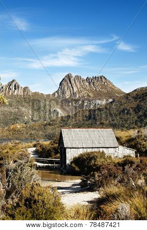 Stunning Cradle Mountain Australia