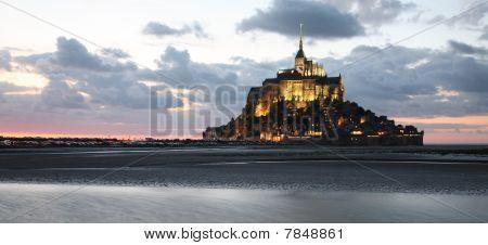 Mont-saint-michel, Panoramic View