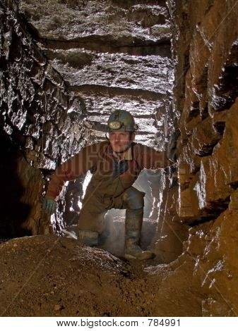 Mine explorer