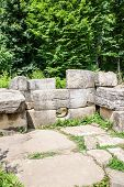 picture of megaliths  - Dolmens - JPG