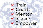 picture of empower  - 5 Keywords to Training  - JPG