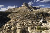 foto of guadalupe  - Guadalupe Mountains National Park is located in West Texas. El Capitan stands as a prominent landmark over the Chihuahuan Desert. The Guadalupe Mountains have the highest peaks in Texas.