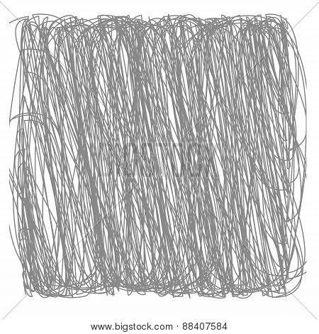 Grey Strokes Background