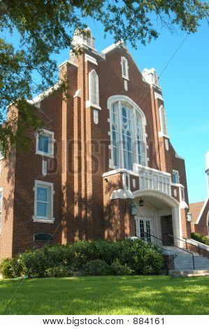 Church Stands Tall