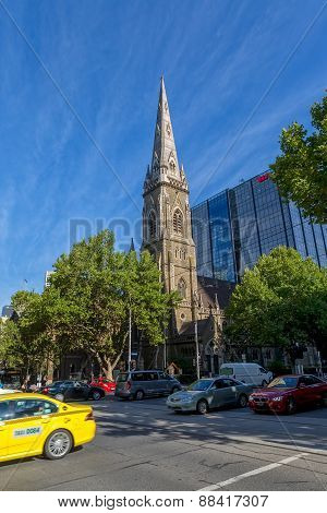 Scots Church in Melbourne