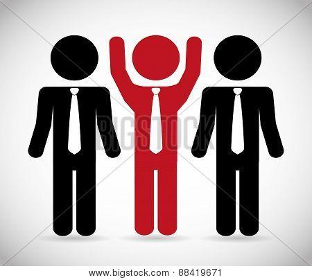 Human resources design.