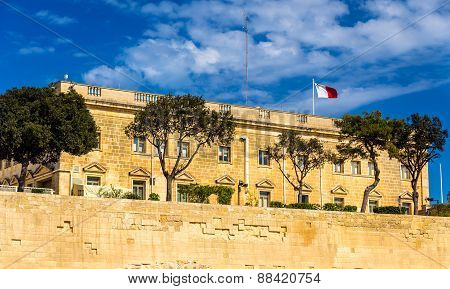 Administrative Building In Valletta - Malta