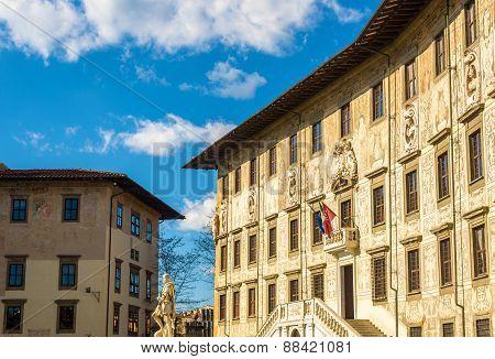 Scuola Normale Superiore In Pisa - Italy