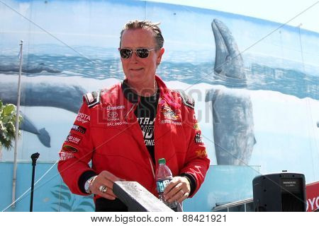 LOS ANGELES - FEB 18:  Robert Patrick at the Toyota Grand Prix Pro/Celeb Race at the Toyota Grand Prix Racecourse on April 18, 2015 in Long Beach, CA