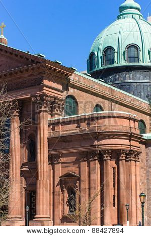Cathedral Basilica Of Sts. Peter And Paul In Philadelphia
