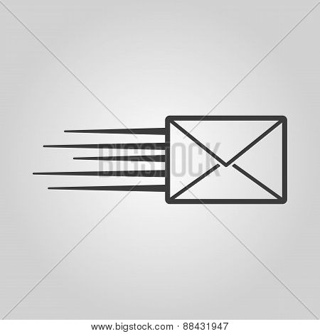 The Envelope Icon. Mail Symbol