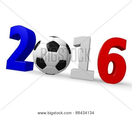 Soccer Championship In France