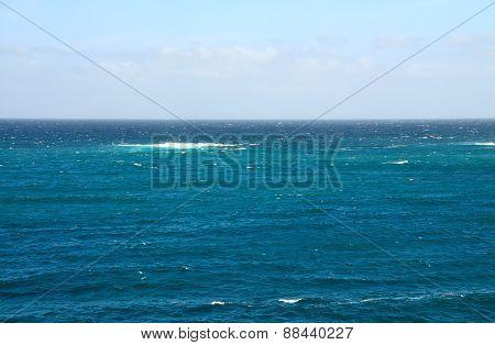 Volcanic Rocks In Ocean