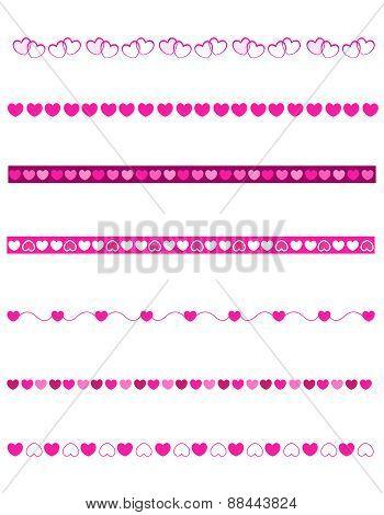 Heart Divider / Frame