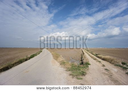 Road and Track to infinite